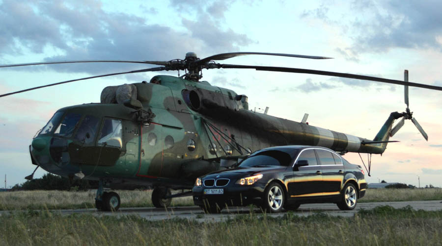 Mi-8 N90 Red in war-005
