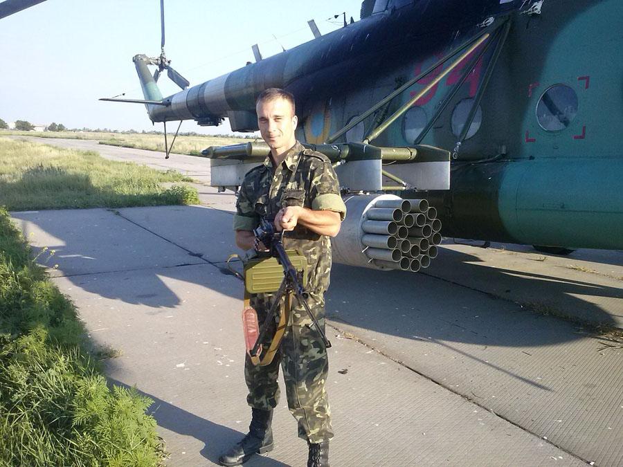 Mi-8 N94 red-032