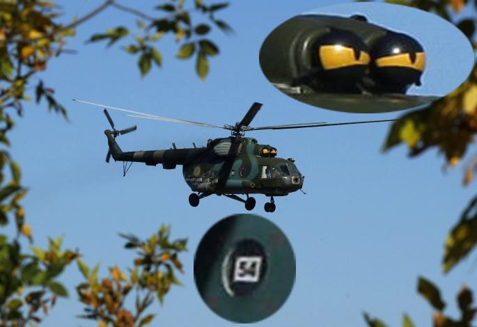 Mi-8 N94 red-023