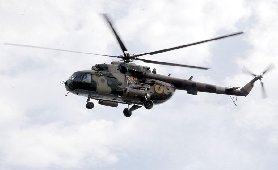 Mi-8 N48 yellow in war-004