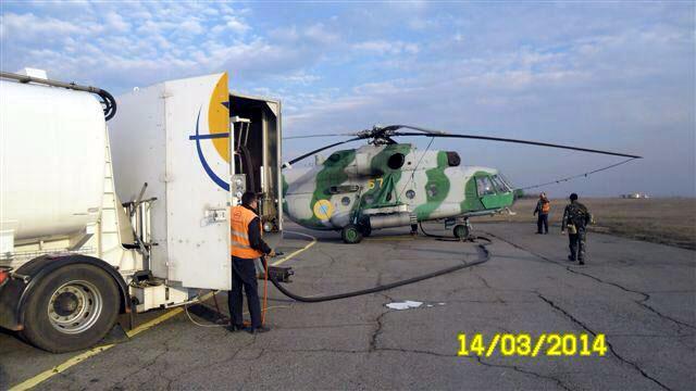 Mi-8 N57 Yellow Green-Gray in war-001