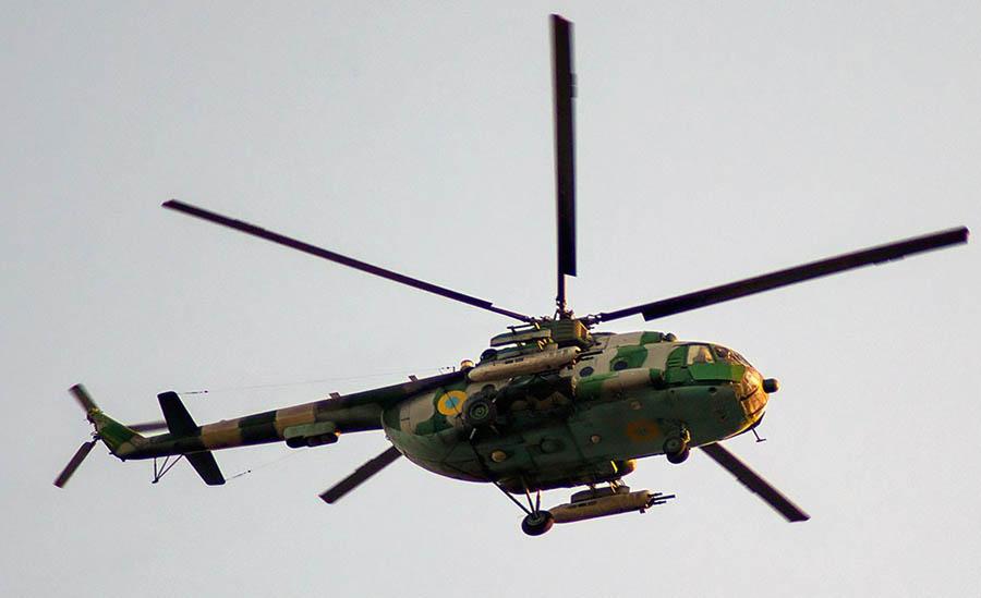 Mi-8 N57 Yellow Green-Gray in war-006