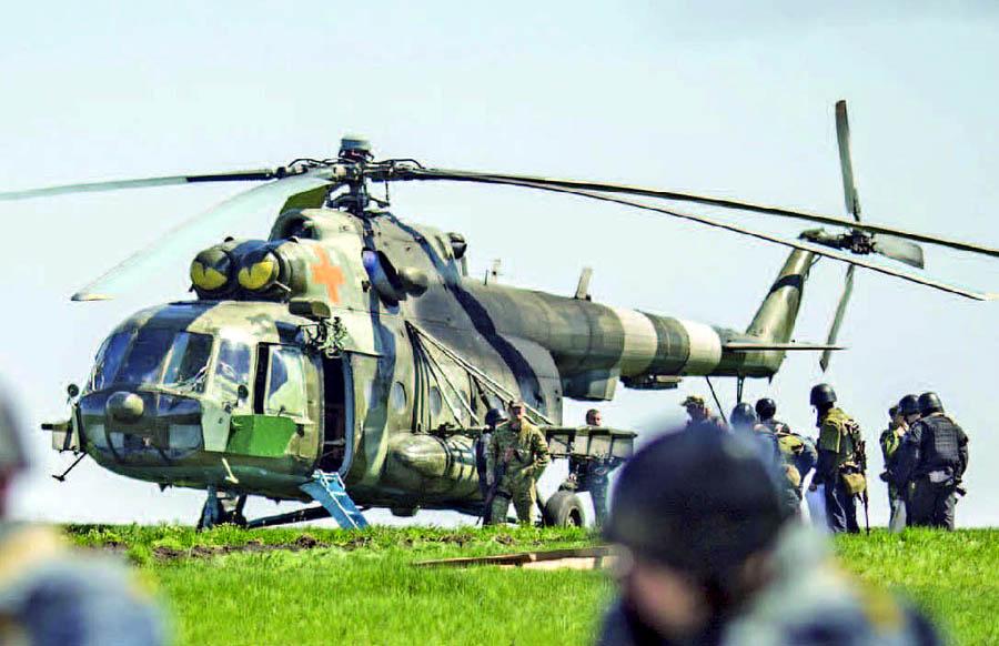 Mi-8 N62 yellow in war-006