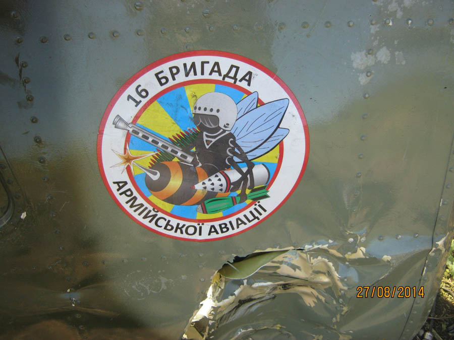 Mi-8 N62 yellow destroyed-010