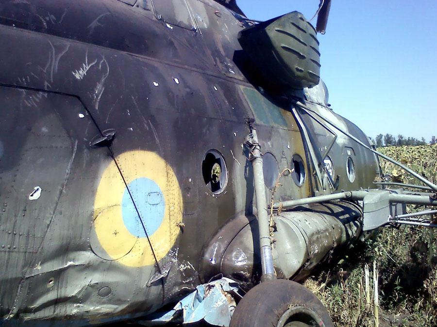 Mi-8 N62 yellow destroyed-011