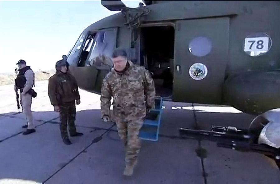 Порошенко віддає військовим два президентські вертольоти, фото-1