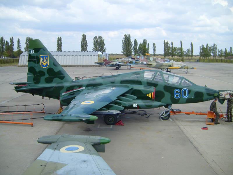 Su-25UB N60-copy
