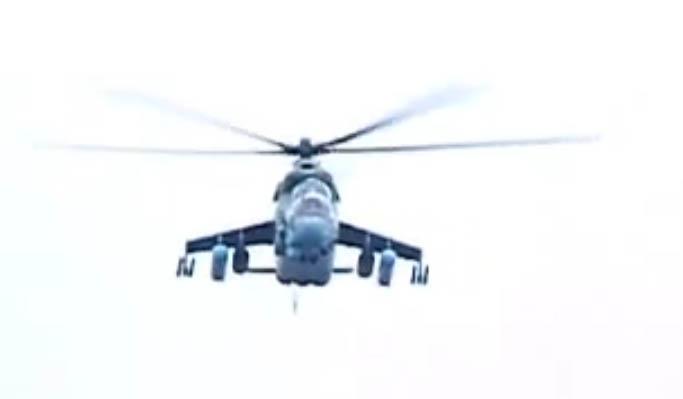 MI-24 Slavyansk-2
