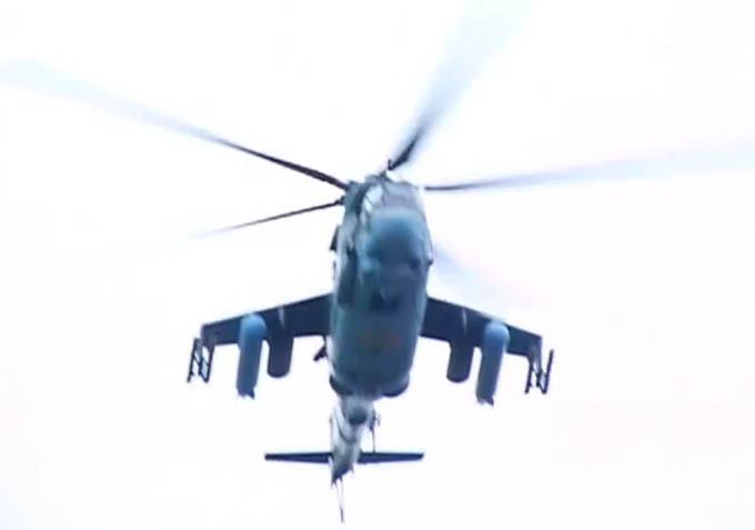 MI-24 Slavyansk-1
