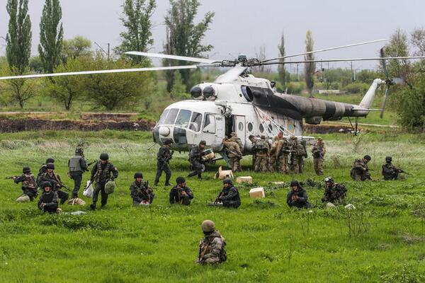 UkrAf Mi-8 N94-003