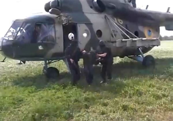 UkrAf Mi-8 N16-001