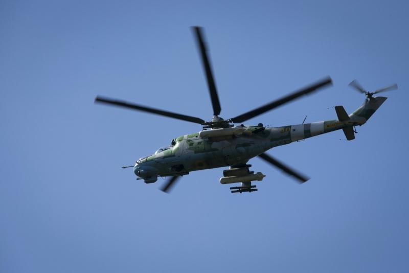 UkrAf Mi-24 N40-001