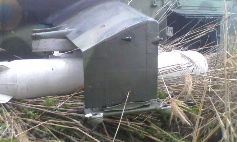 UkrAf Mi-24 - Lost 5-05-2014-004