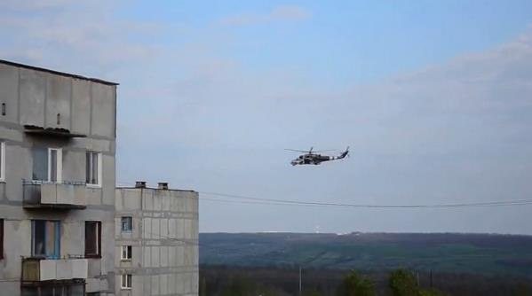UkrAF Mi-24 - Over East-017