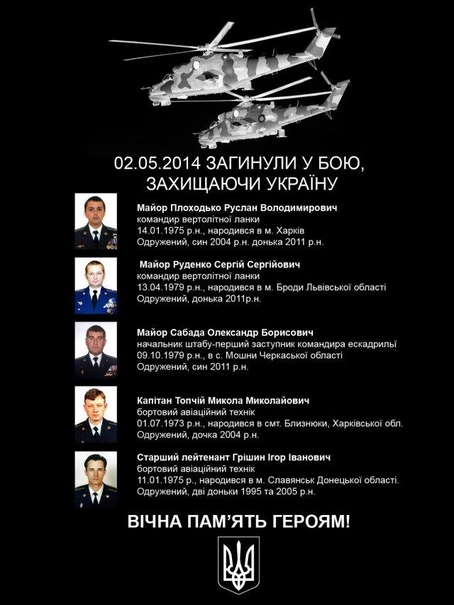 UkrAf Mi-24 - Killed Pilots 2-05-2014-002