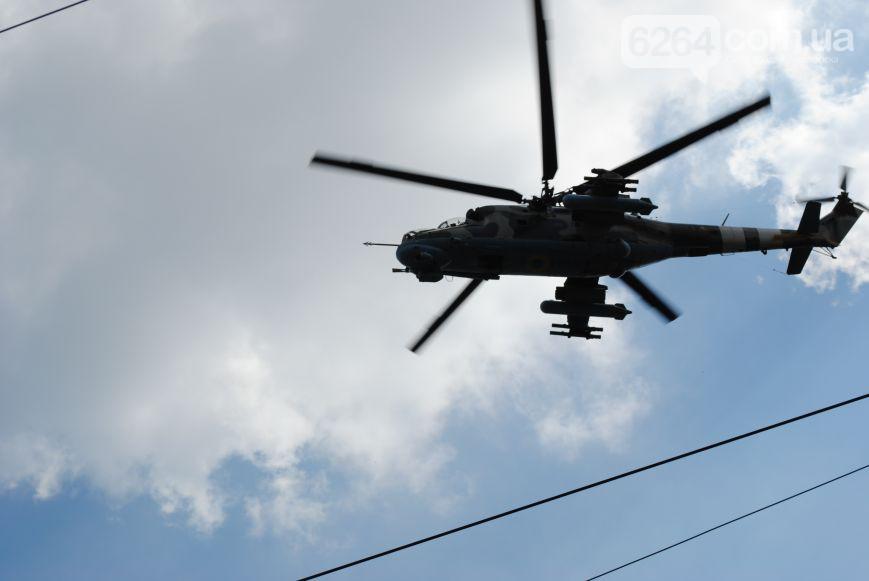 UkrAF Mi-24 - Over East-005