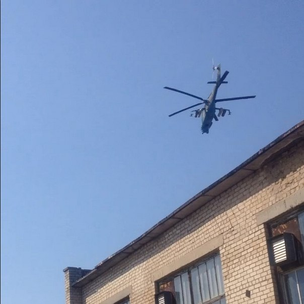 UkrAF Mi-24 - Over East-009