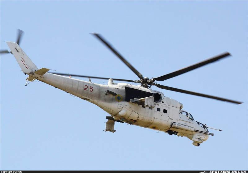 Mi-24 N25 red-006