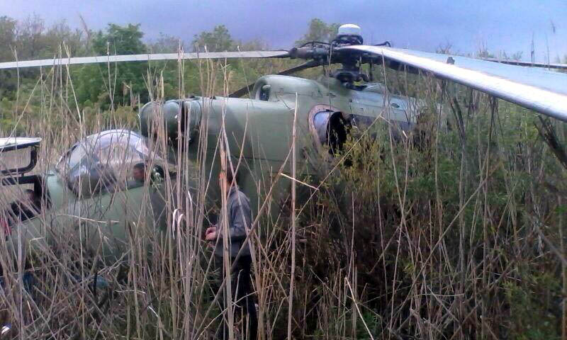 UkrAf Mi-24 - Lost 5-05-2014-003
