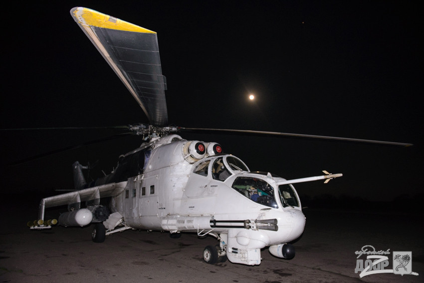 UkrAF Mi-24 - Over East-016