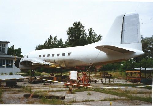 Ил-14П в Дессау.jpg