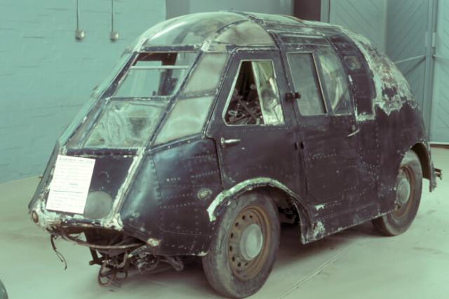 Кабина Bristol Blenheim Mark I часть 2