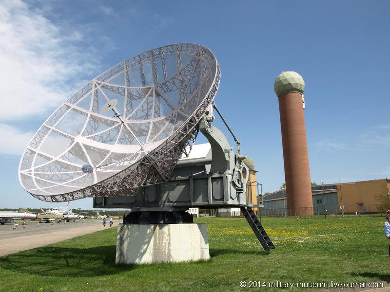 Радарная установка