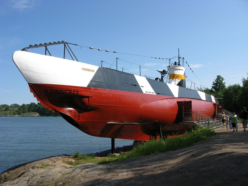 https://commons.wikimedia.org/wiki/File%3AVesikko2013.JPG By SotamuseoSuomenlinna (Own work) [CC BY-SA 3.0 (http://creativecommons.org/licenses/by-sa/3.0)], via Wikimedia Commons