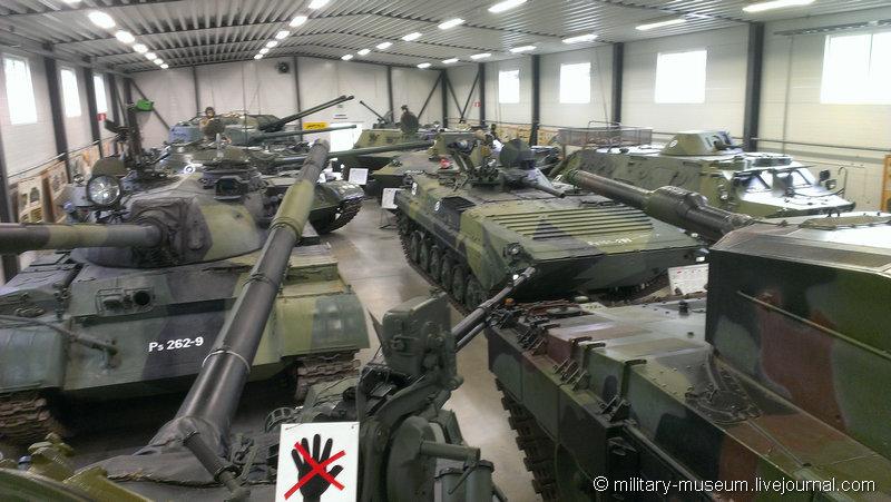 Танковый музей Парола