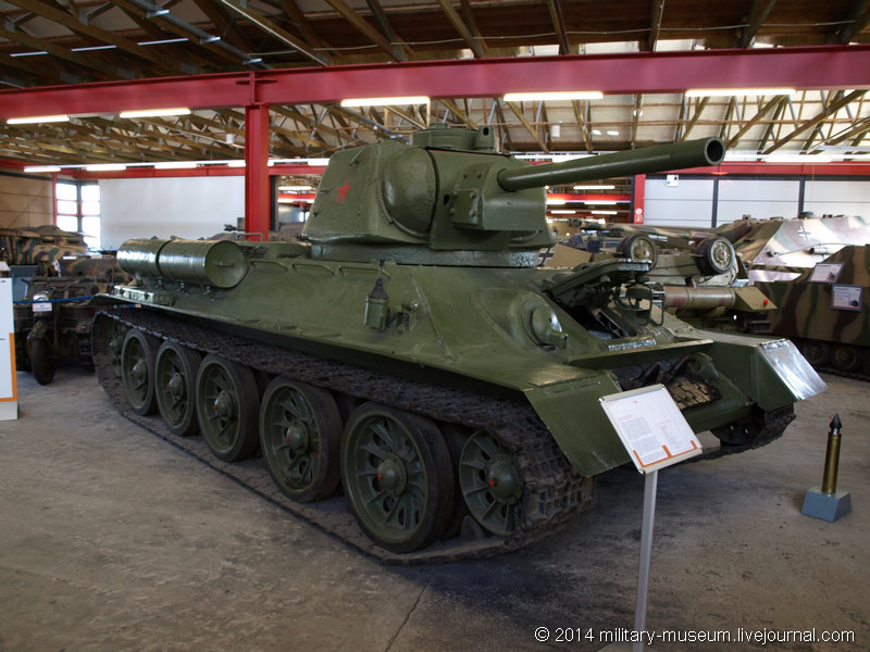 Panzermuseum Munster-2014-03-028