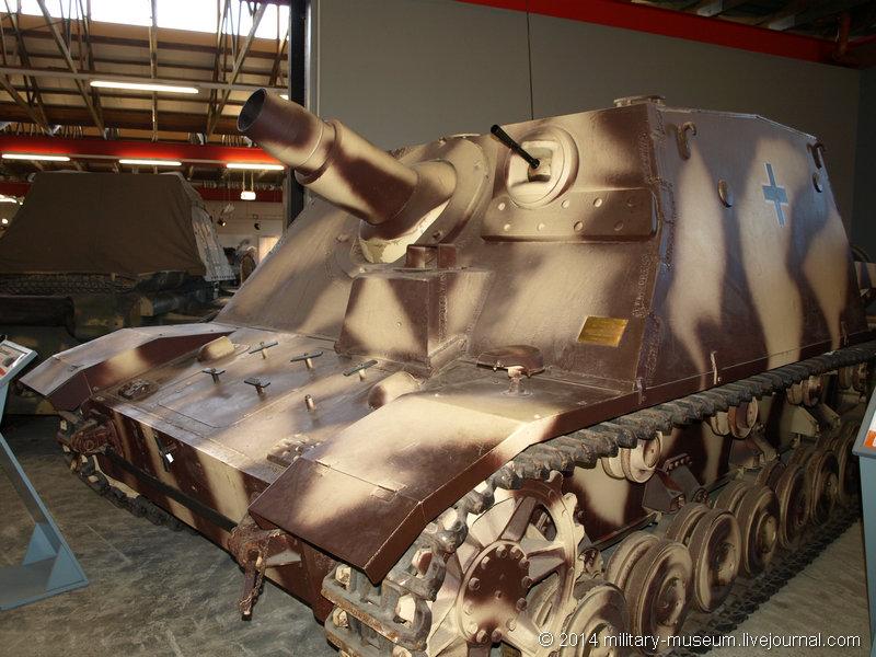 Panzermuseum Munster-2014-03-041