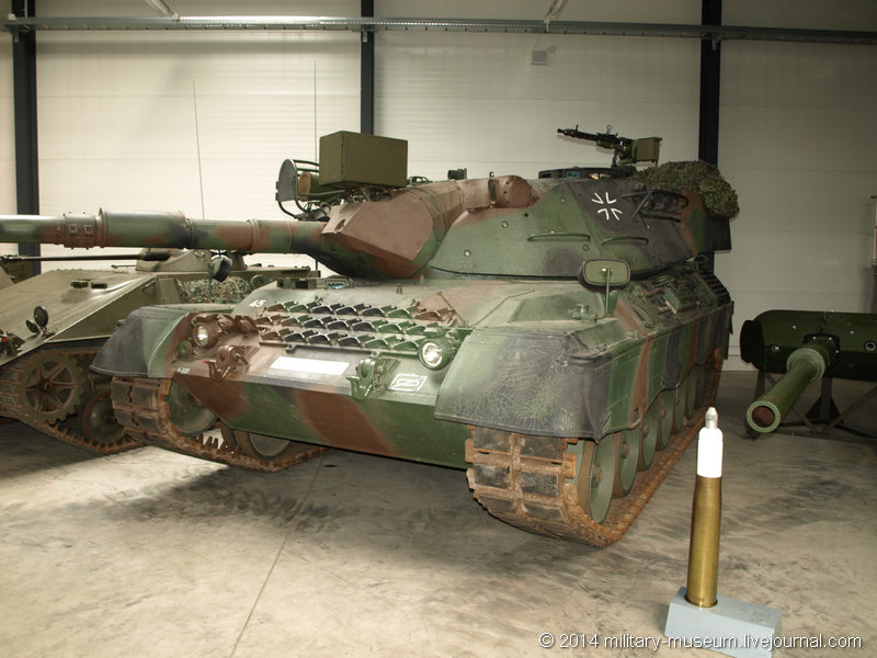 Panzermuseum Munster-2014-03-080