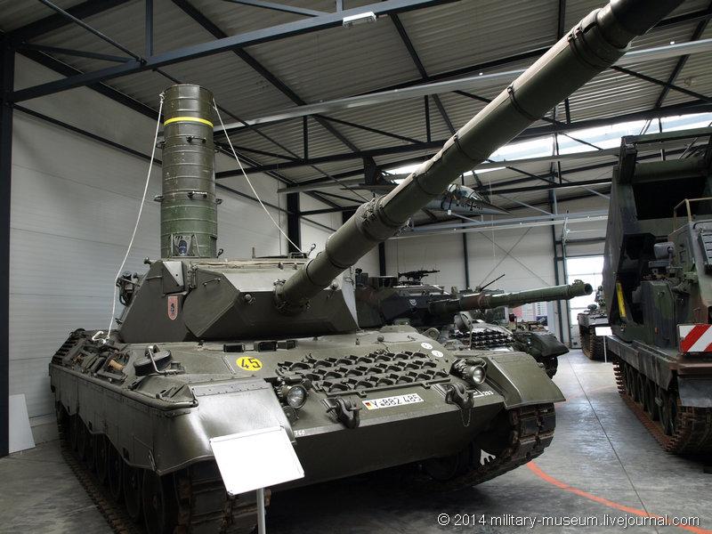 Panzermuseum Munster-2014-03-115