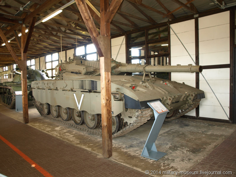 Panzermuseum Munster-2014-03-151