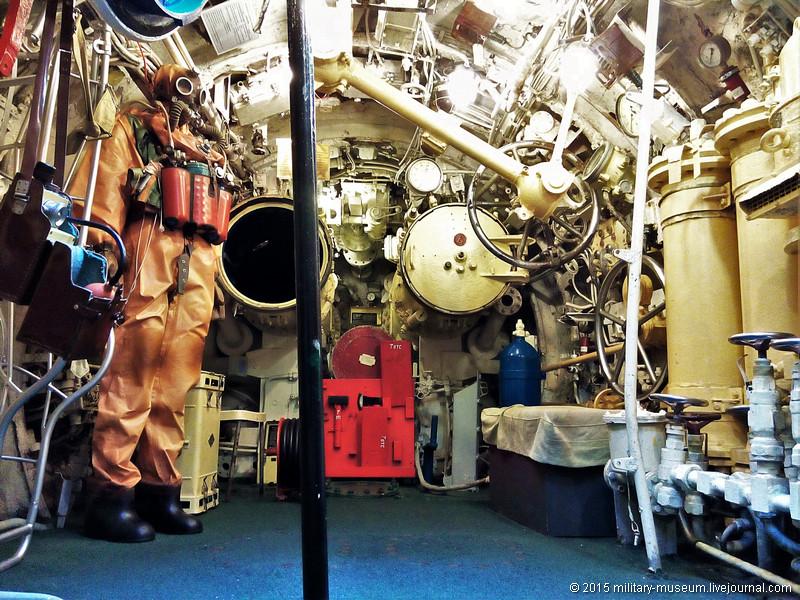 музей подводная лодка с-189 фото