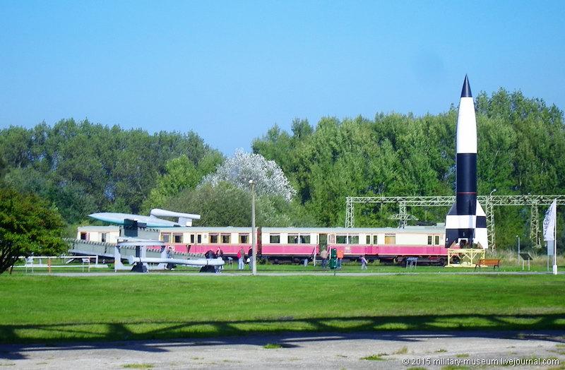 Историко-технический музей в Пенемюнде или место, где зарождались космические программы СССР и США