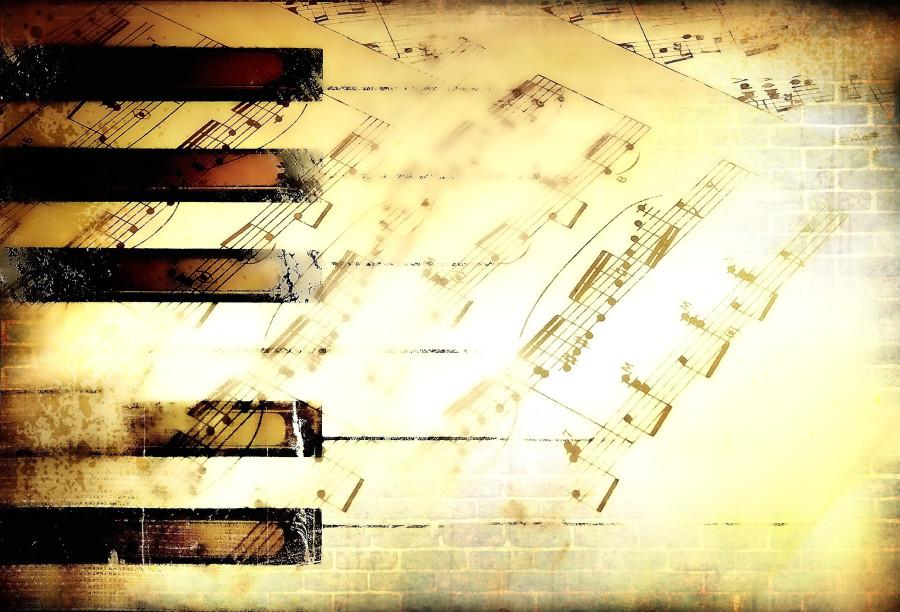 ноты золото