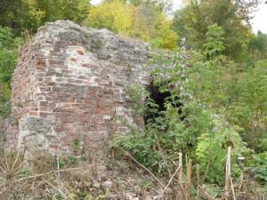 нн развалины зачатская башня