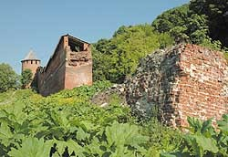 нн руины башни