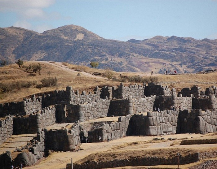 Перу. Крепость