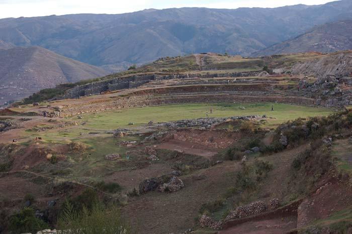 Перу. Воронка
