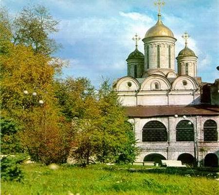 Ярославль. Спасо -Преображенский собор