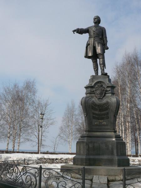 Петрозаводск. Петр I