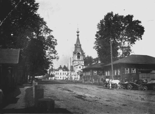семенов.Sanahtinskaya. Старообрядческая церковь