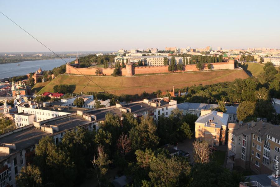 Н.Н. Кремль