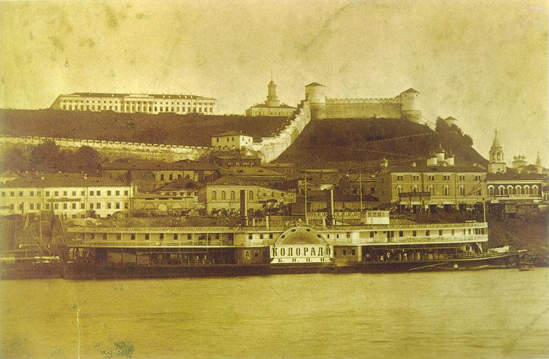 Северная башня. старое фото