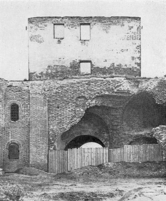 Ивановская башня. 1949 г.