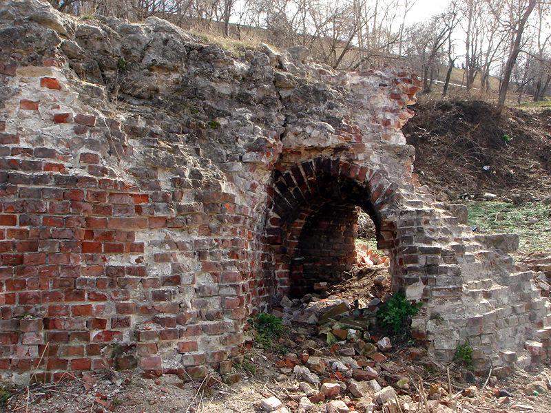 Зачатьевская башня до реконстр.