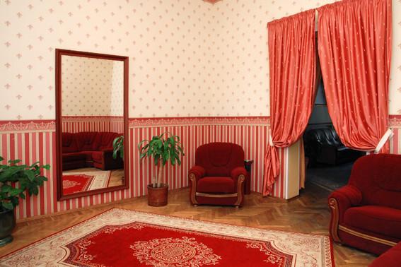 Дом Иконникова. Комната невесты 2