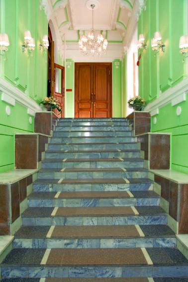 Дом Иконникова. Парадная лестница